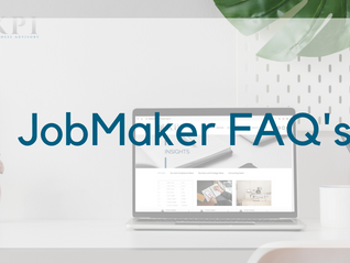 JobMaker - Frequently Asked Questions (FAQ's)