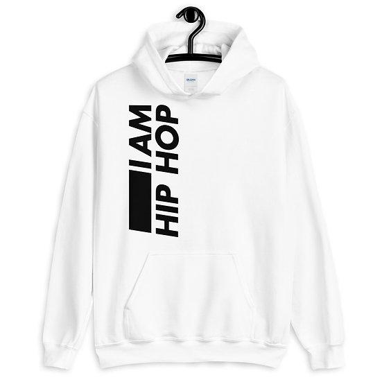 IAHH - ROATATED - BLACK - Unisex Hoodie