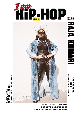 I Am Hip-Hop Magazine Issue #6