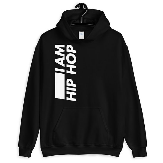 IAHH - ROATATED - WHITE - Unisex Hoodie