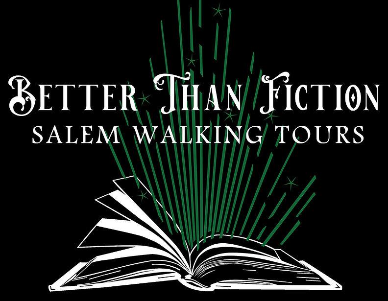 Better Than Fiction Walking Tours Logo