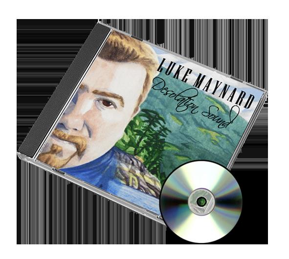 Desolation Sound - CD