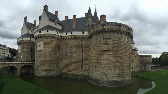 Um dia em Nantes