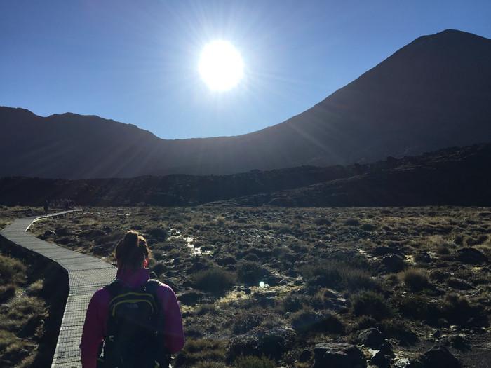 Por que fazer a Tongariro Alpine Crossing