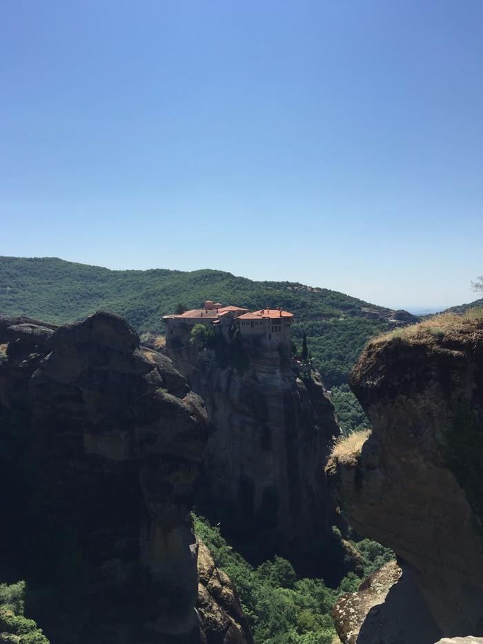 Meteora: montanhas e monastérios