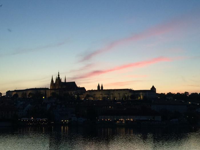 Uma semana na República Tcheca