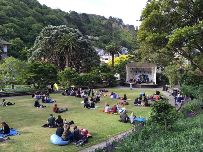 Wellington: tanto charme quanto vento
