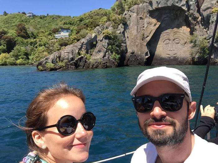Taupo: parada obrigatória na Nova Zelândia
