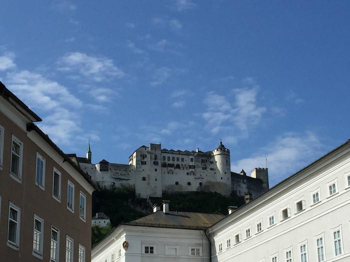 Salzburg em 48 horas