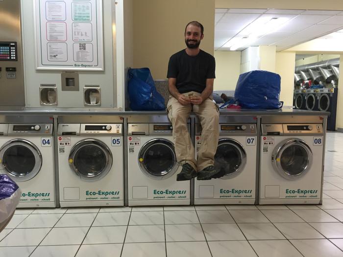 Como lavamos nossas roupas?