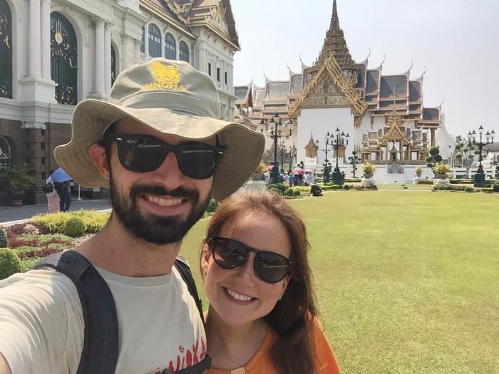 Bangkok em 4 dias