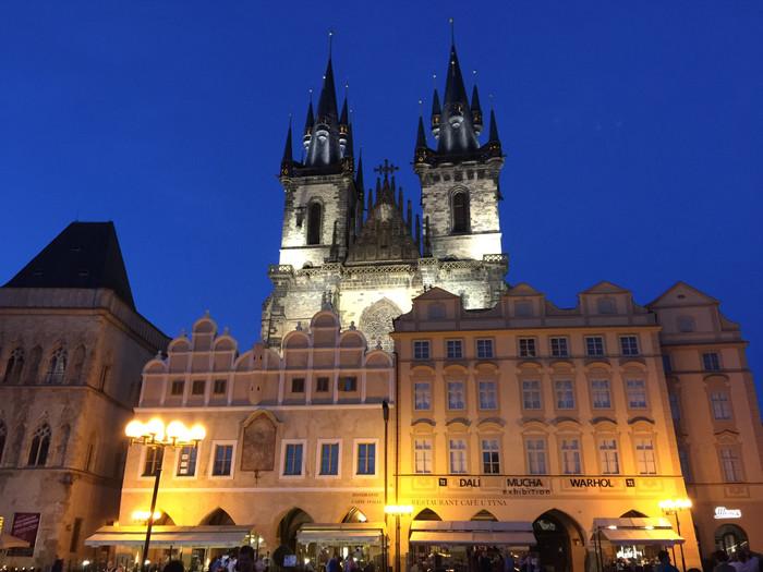 Roteiro testado e aprovado: República Tcheca e Áustria