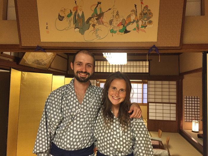 Ryokan: uma experiência típica japonesa