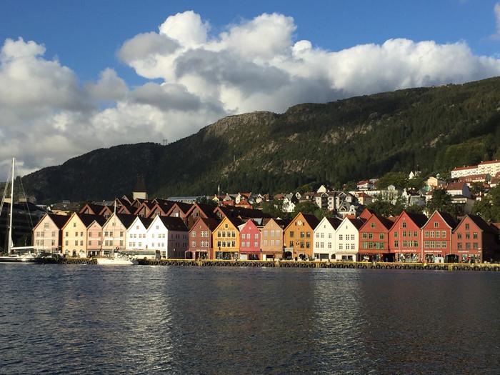 A encantadora Bergen