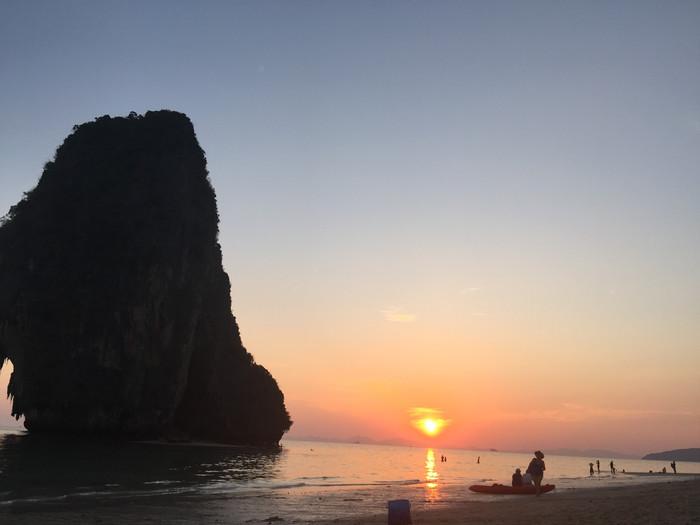 As paradisíacas praias tailandesas