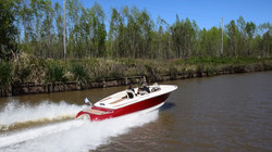 Cronos Boats Test Classic One