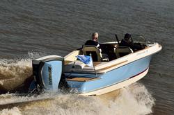 Boat Test Performance Cronos Boats