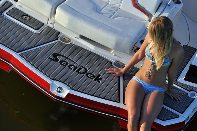 SeaDek Marine Products el revestimiento de Goma Eva de alta densidad más vendido.
