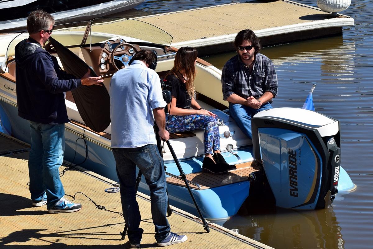 Cronos Boats: nota Paralelo Cero