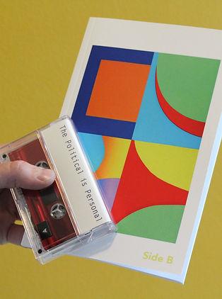 Dirt Media Book and Tape