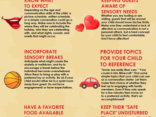 Tips for a Sensory-Friendly Thanksgiving