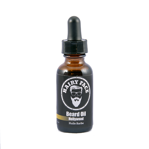 Hollywood Cologne Type Beard Oil