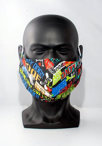 Dog Lovers Bandana Mask