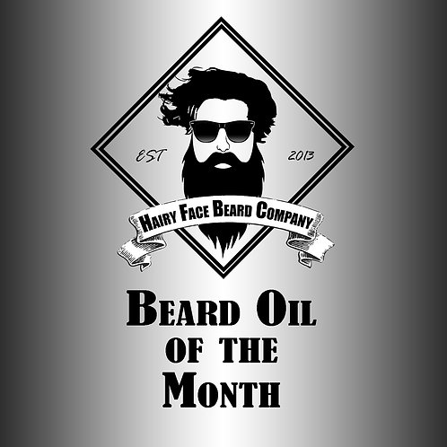 Beard Oil Of The Month