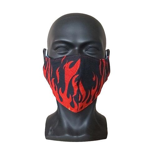 Flames Mask