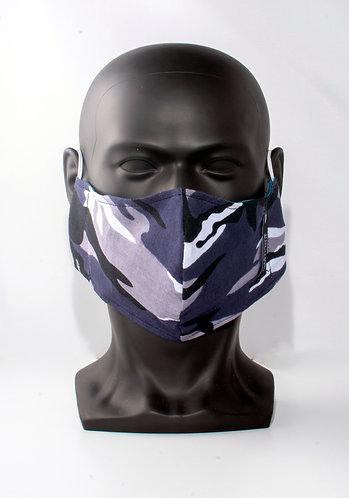 Camo Bandana Mask
