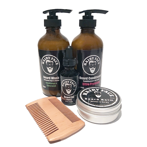 Ultimate Beard Bundle