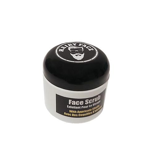 Face Scrub w/ Apricot Shells