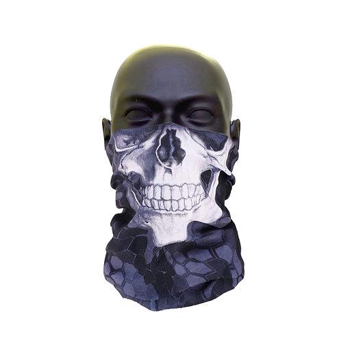 Skull Beard Face Covering