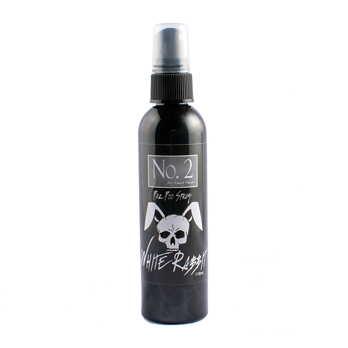 No.2 - White Rabbit (Pre Poop Spray)