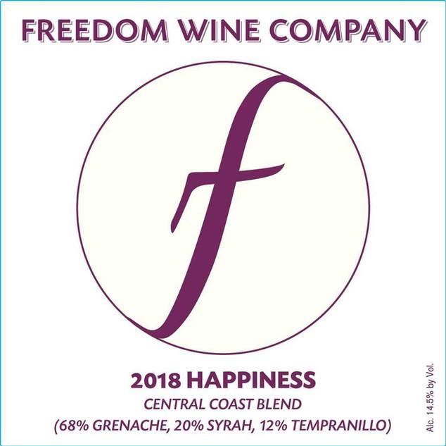 2018 Happiness