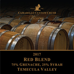 2017 RED BLEND