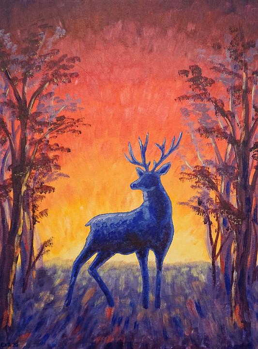 Kauris maalauskurssi Tampereella