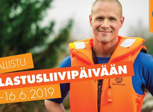 Pelastusliivipäivät 2019