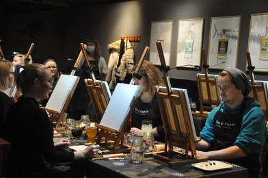Lappeenranta maalaus workshop