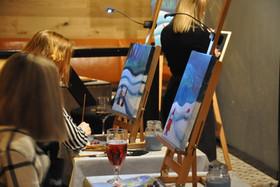 Lasillinen maalaajalle