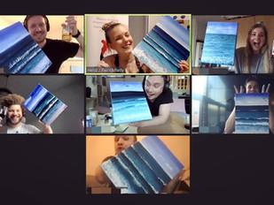 Paint&Party Online