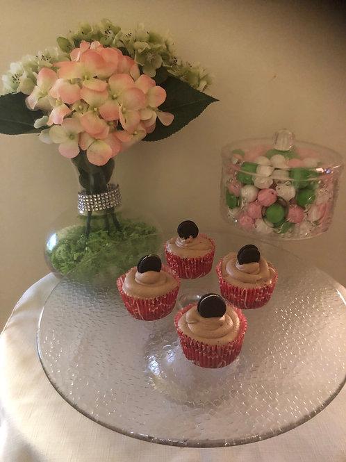 O-REO Cheesecake Cupcakes