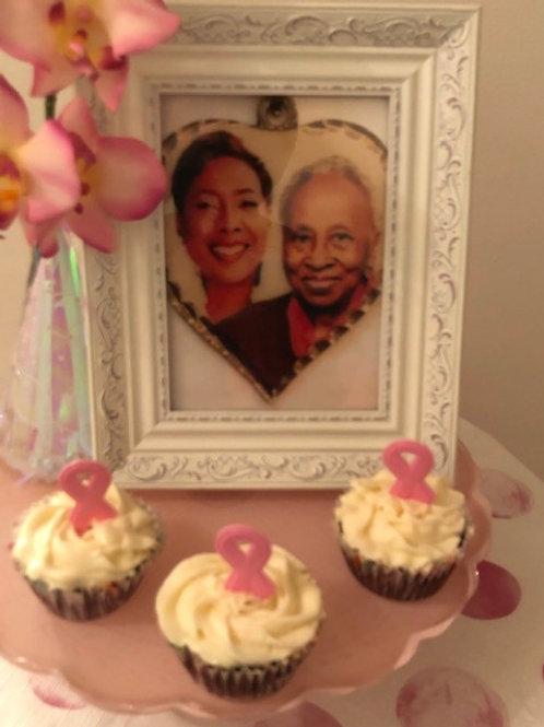 Dr. Roz's Red Velvet Keto Cupcakes