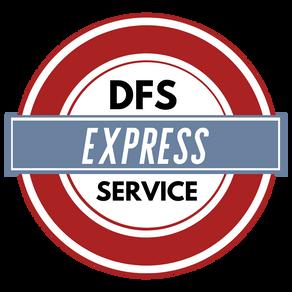 NEW SERVICE ANNOUNCEMENT: DFS Express