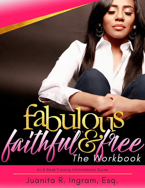 Fabulous, Faithful & Free : The Workbook