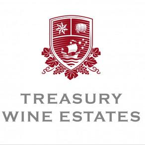 Thank you to Treasury Wine Estates
