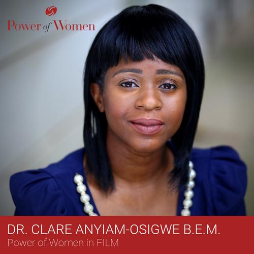 Dr Clare Anyiam-Osigwe B.E.M