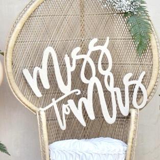 "36"" Miss to Mrs White"