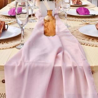 Dusty Rose Table Runner