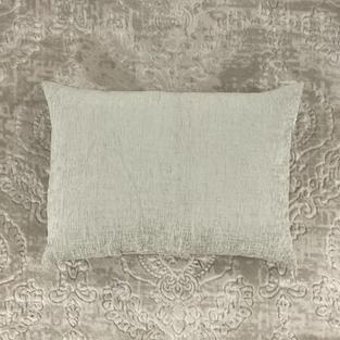 Tan Chenille Pillow